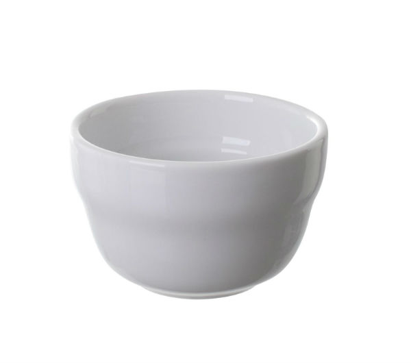 Cupping Bowl - white