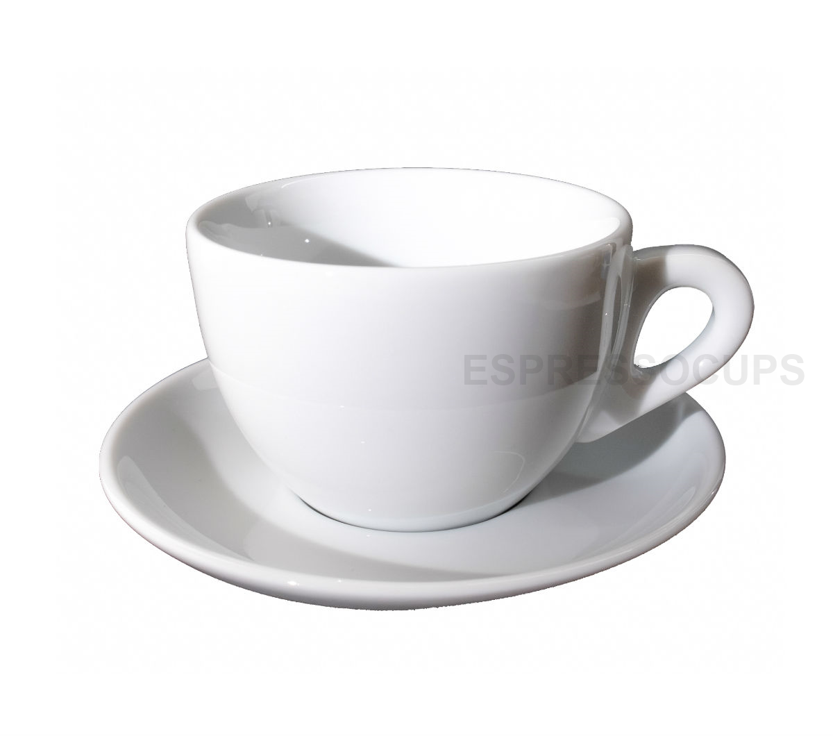 """VERONA"" Cappuccino Cups Large 260ml"