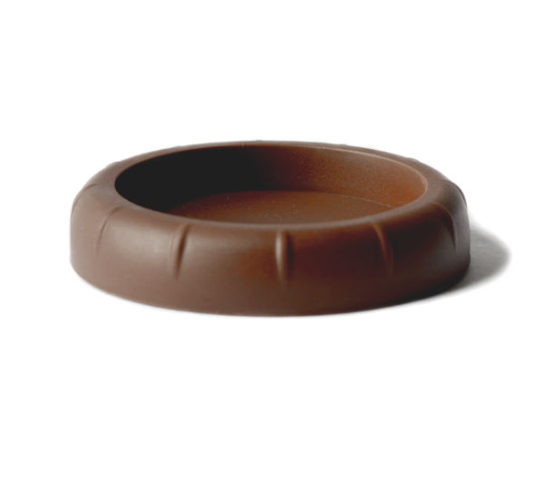 Tamper Seat - brown