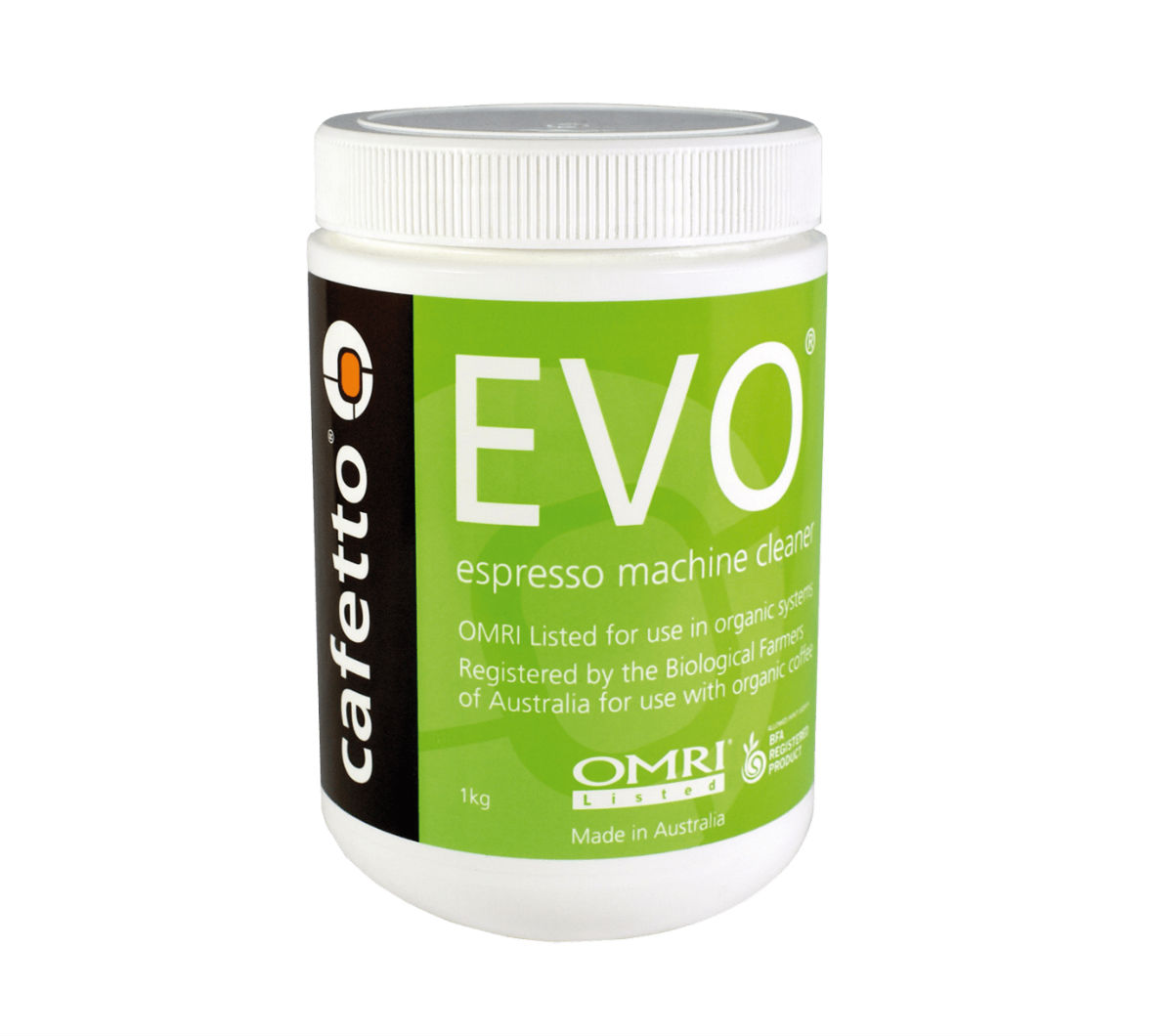 Cafetto EVO® 1kg Espresso Machine Cleaner