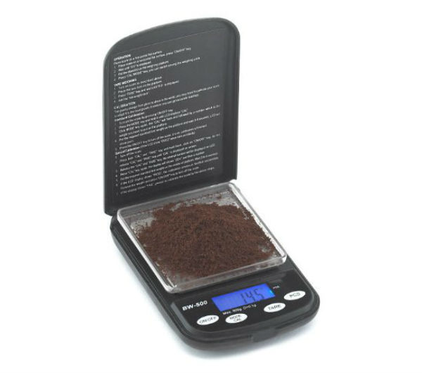 Digital Pocket Espresso Scales