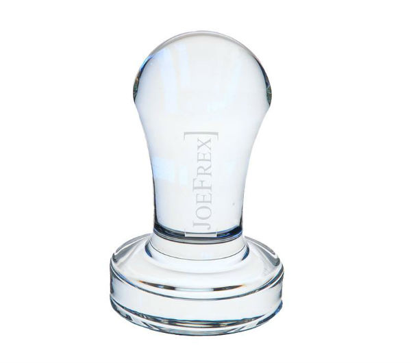 "Glass Tamper ""CRYSTAL CLEAR"" 58mm"