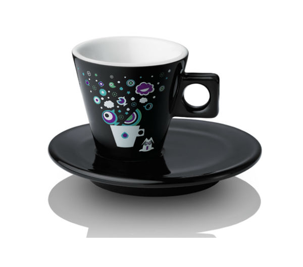 """BARISTA MAGIC"" espresso cups"