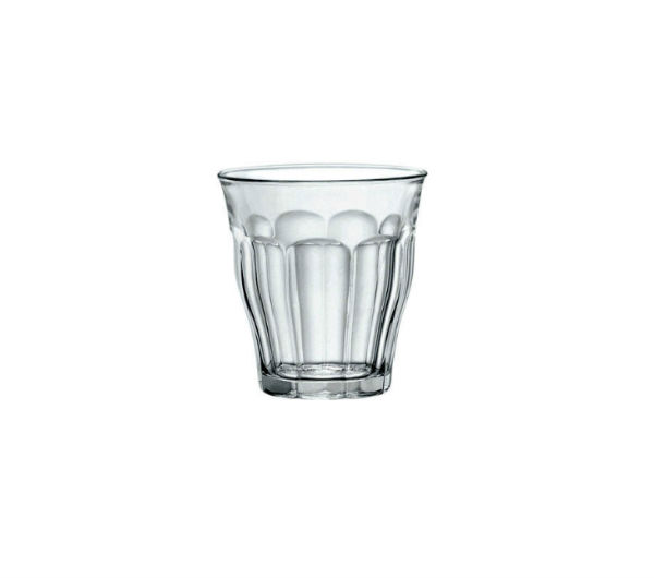 """PICARDIE"" glass tumblers (90 ml / 3 1/8 oz)"
