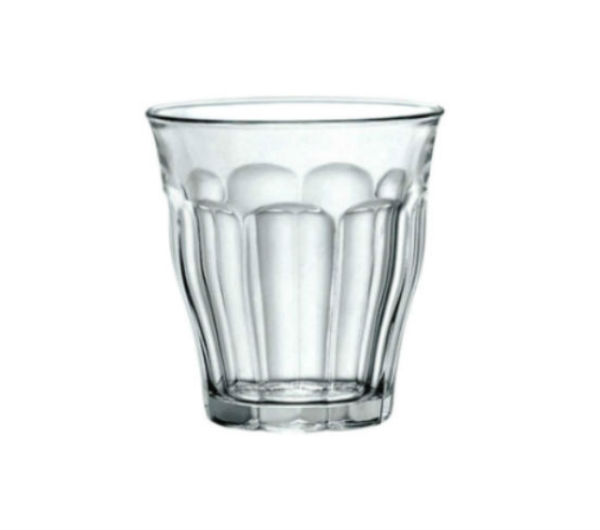 """PICARDIE"" glass tumblers (250 ml / 8 3/4 oz)"