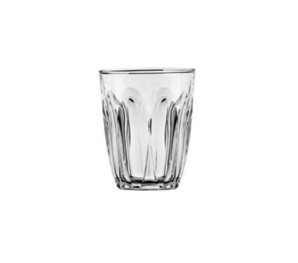 """PROVENCE"" glass tumblers (130 ml / 4 5/8 oz)"