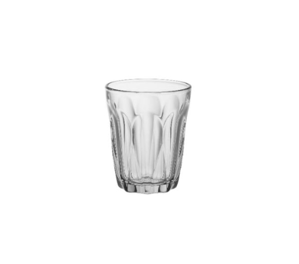 """PROVENCE"" glass tumblers (90 ml / 3 1/8 oz)"