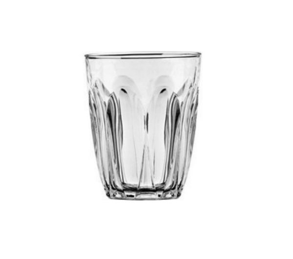"""PROVENCE"" glass tumblers (220 ml / 7 3/4 oz)"