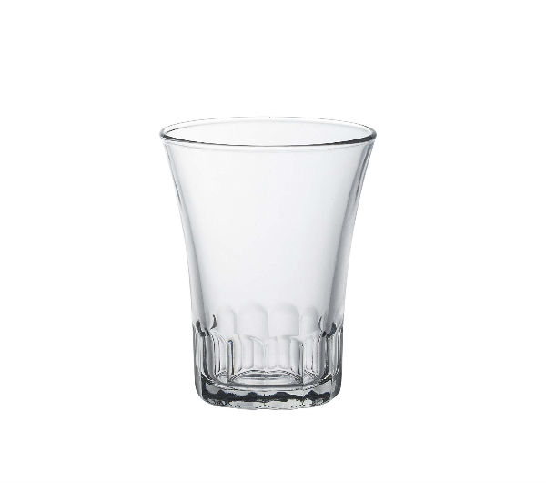 """AMALFI"" glass tumblers (90 ml / 3 1/8 oz)"
