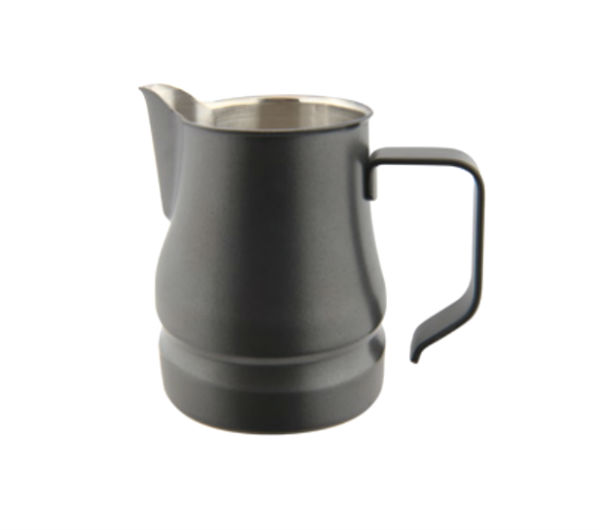 """EVOLUTION"" Milk Pitcher 35cl - dark grey"