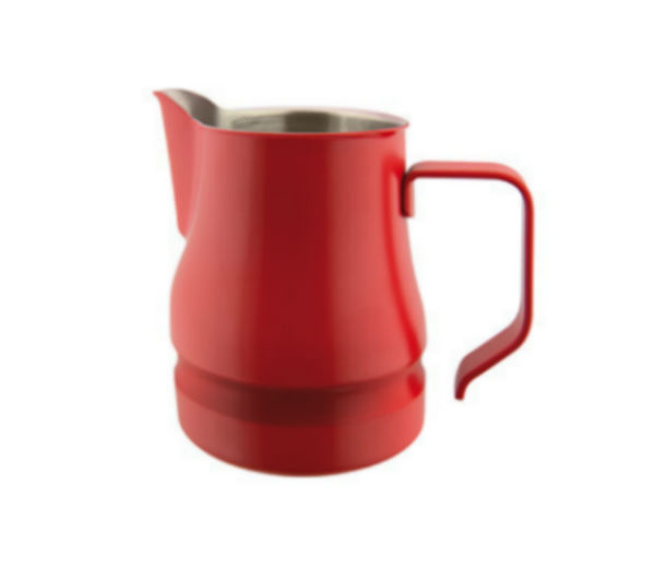 """EVOLUTION"" Milk Pitcher 35cl - dark red"