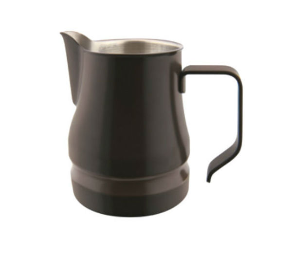 """EVOLUTION"" Milk Pitcher 50cl - dark brown (coffee brown)"