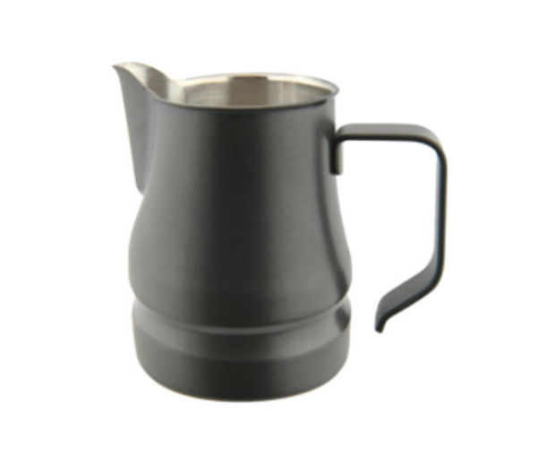 """EVOLUTION"" Milk Pitcher 50cl - dark grey"