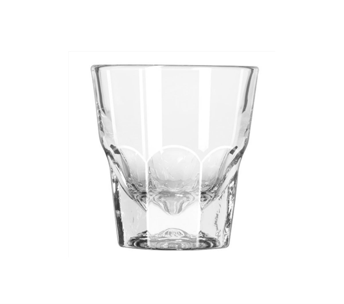"""GIBRALTAR"" Duratuff Tumbler 133ml / 4 1/2 oz (1PC)"