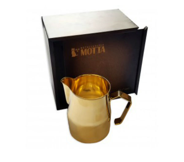 """EUROPA"" Milk Pitcher 75 cl - gold"