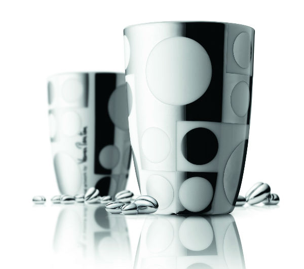 """PANTON"" Medium cups platinum"