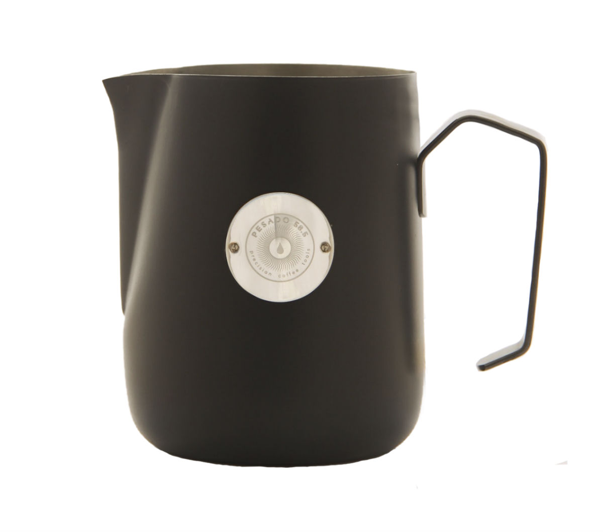 PESADO Milk Pitcher - Classic Black