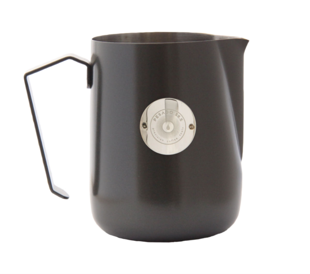 PESADO Milk Pitcher - Charcoal