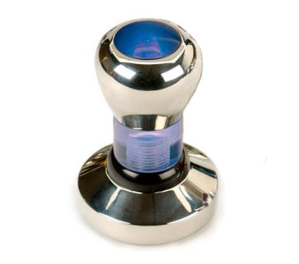 """GEM"" Tamper 58mm - blue"