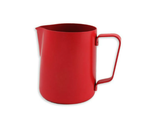 "Milk Pitcher ""STEALTH"" 360ml - red"