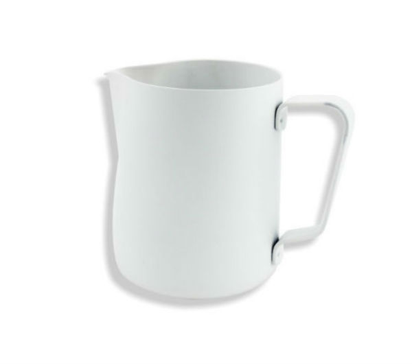 "Milk Pitcher ""STEALTH"" 360ml - white"