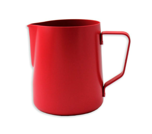 "Milk Pitcher ""STEALTH"" 600ml - red"