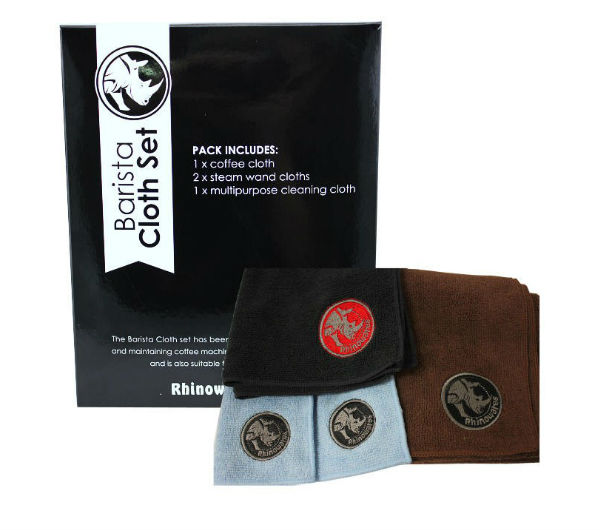 Barista Cloth Set (pack of 4)