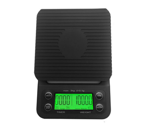 Digital Coffee Scales K-686 - with timer