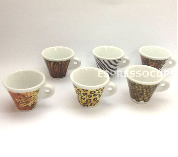 """SAVANA"" espresso cups collection"