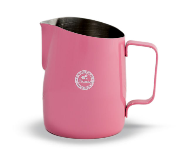 Tapered Milk Pitcher 450ml - pink