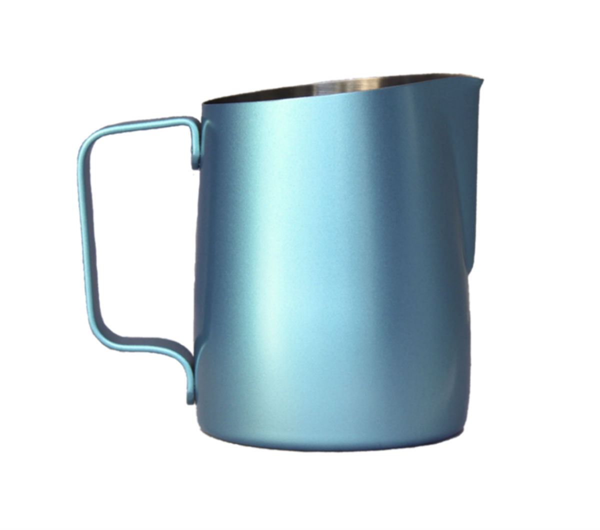 Tapered Milk Pitcher 500ml - sapphire blue