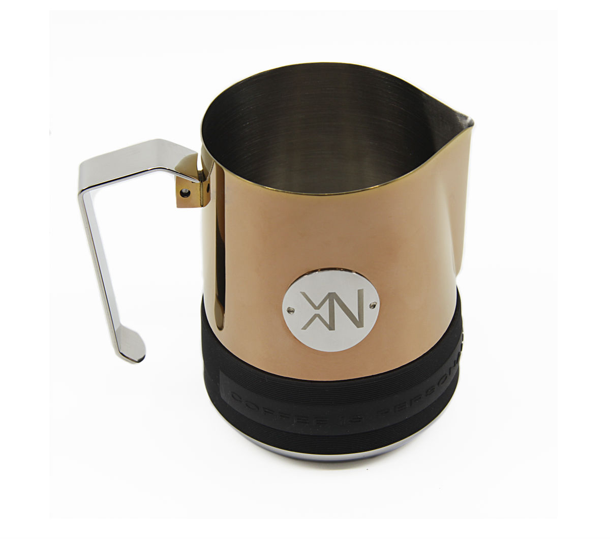 Modular Milk Pitcher - bronze