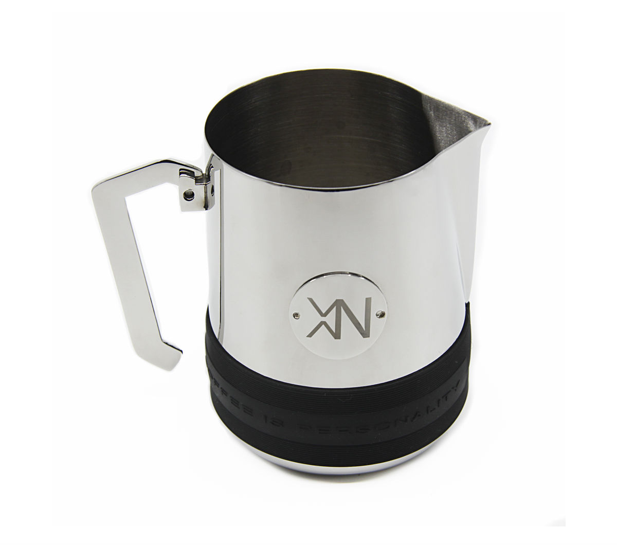 Modular Milk Pitcher - silver